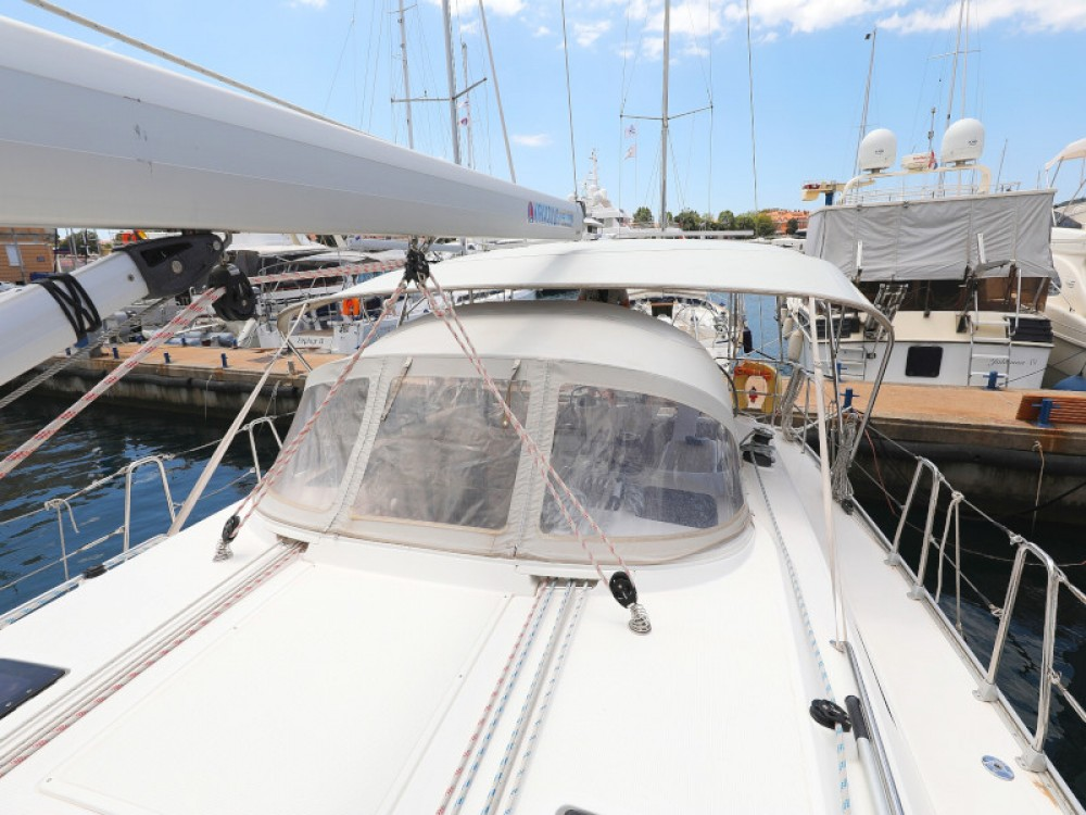 Rental Sailboat in Zadar - Bavaria Bavaria Cruiser 46