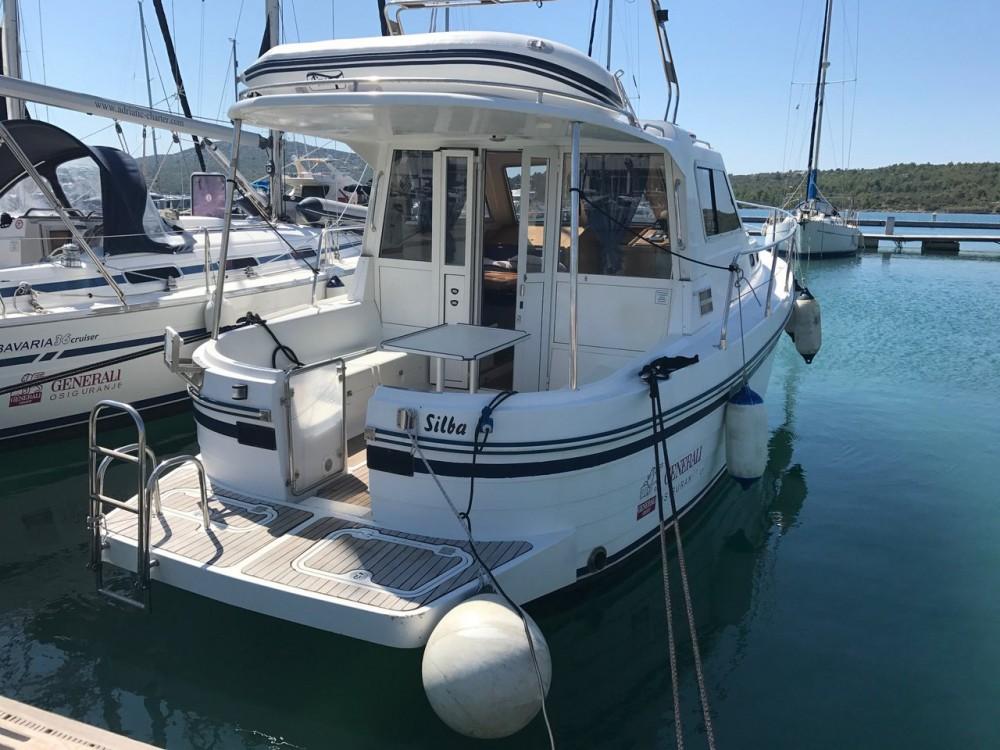 Boat rental Pirovac cheap ADRIA 1002