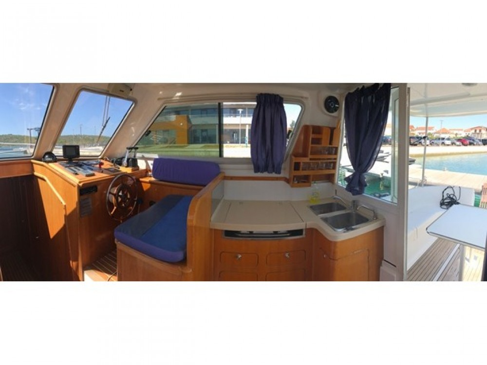 Rental Motorboat in Pirovac - Sas Vektor ADRIA 1002