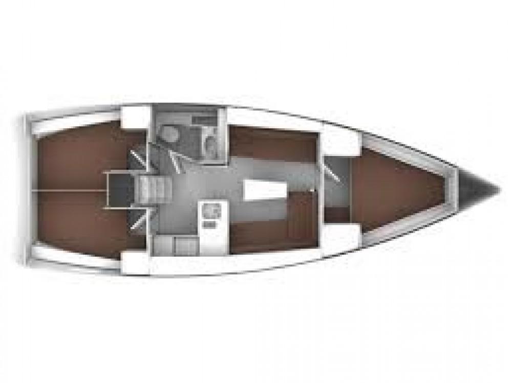 Rental Sailboat in Pirovac - Bavaria Bavaria Cruiser 37