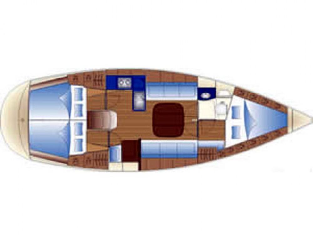Rent a Bavaria Bavaria 36 Cruiser Pirovac