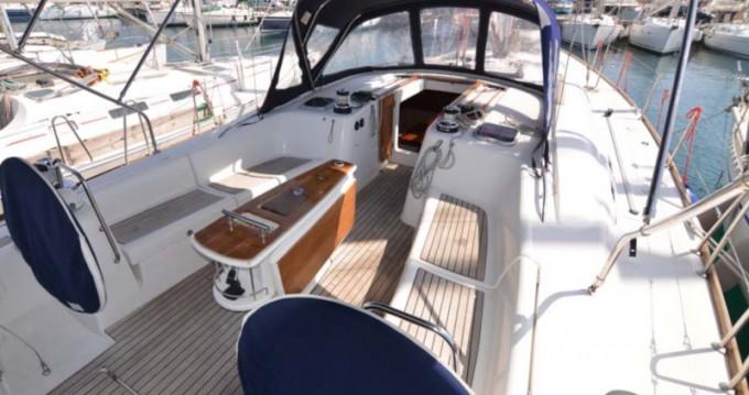 Rental yacht Athens - Bénéteau Oceanis 54 on SamBoat