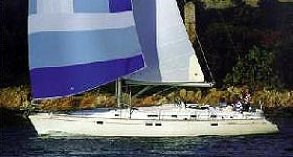 Bénéteau Oceanis 461 between personal and professional Álimos