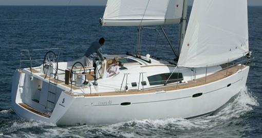 Rental Sailboat in Athens - Bénéteau Oceanis 46