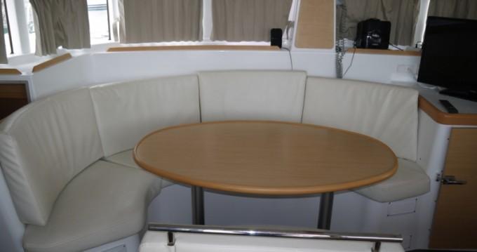 Hire Catamaran with or without skipper Lagoon Salamina