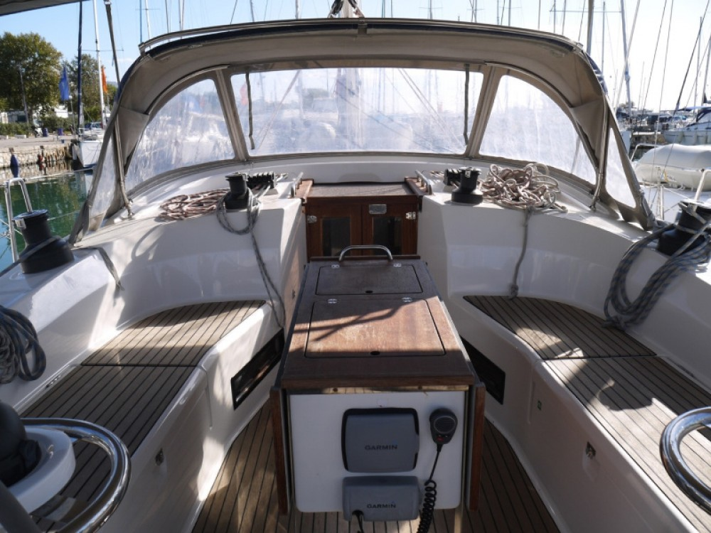 Bavaria Bavaria 45 Cruiser between personal and professional