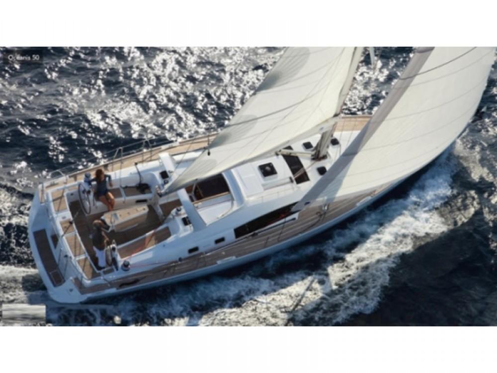 Rental Sailboat in Álimos - Bénéteau Oceanis 41