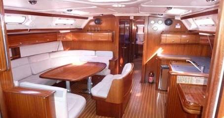 Boat rental Athens cheap Bavaria 49