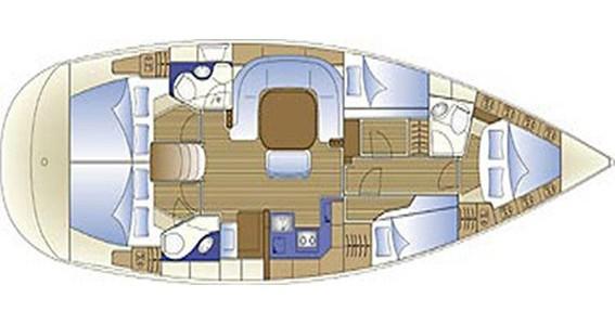 Boat rental Bavaria Bavaria 49 in Athens on Samboat
