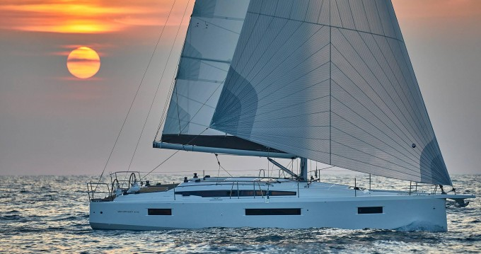Rental yacht Lefkas Marina - Jeanneau Sun Odyssey 410 on SamBoat