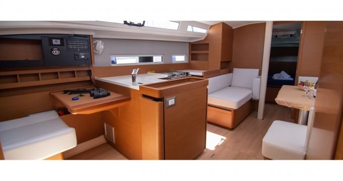 Rent a Jeanneau Sun Odyssey 410 Lefkas Marina