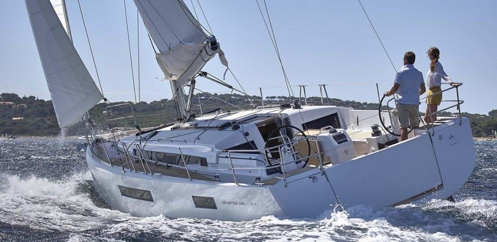 Rent a Jeanneau Sun Odyssey 440