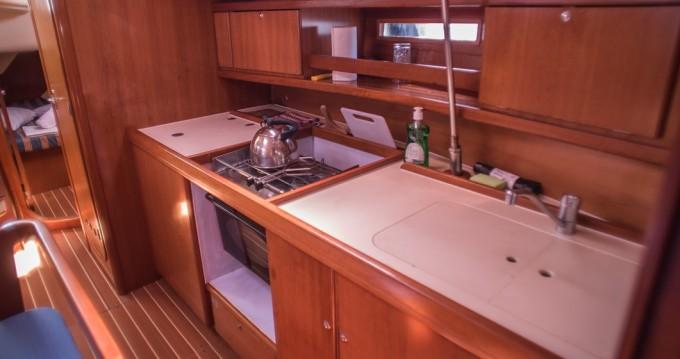 Boat rental Lefkas Marina cheap Dufour 385