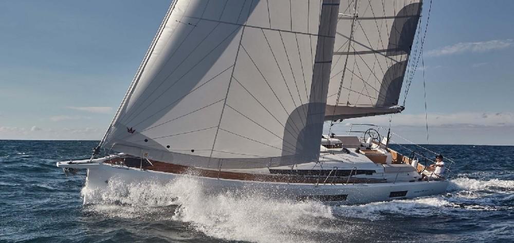 Boat rental  cheap Sun Odyssey 440