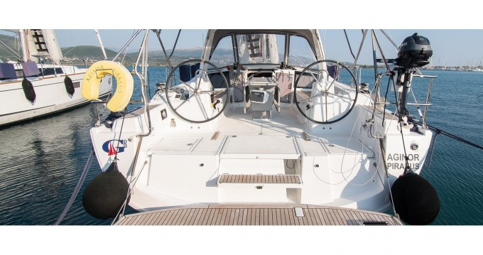 Sailboat for rent Lefkas Marina at the best price