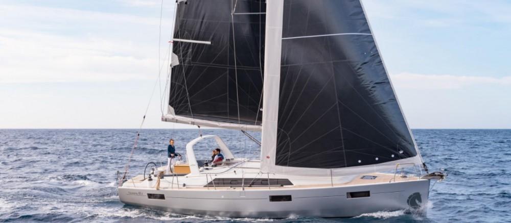 Rental Sailboat in  - Bénéteau Oceanis 41.1