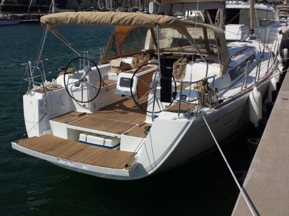 Dufour Dufour 450 GL between personal and professional Marmaris