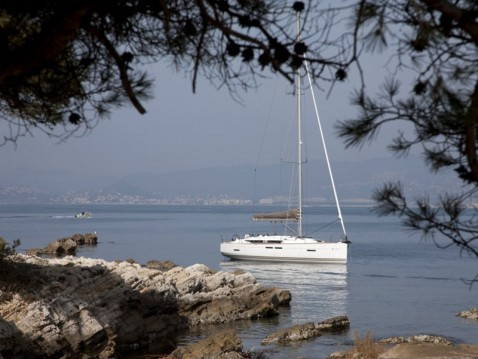 Boat rental Marmaris cheap Sun Odyssey 409