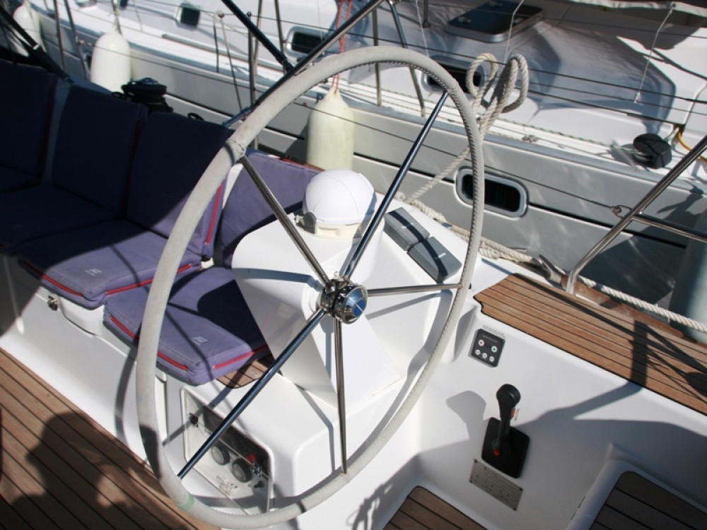 Rental yacht Marmaris - Jeanneau Sun Odyssey 49 on SamBoat