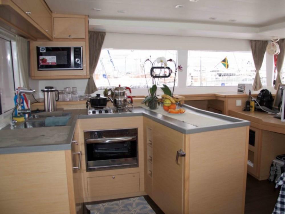 Boat rental Marmaris cheap Lagoon 450  Flybridge