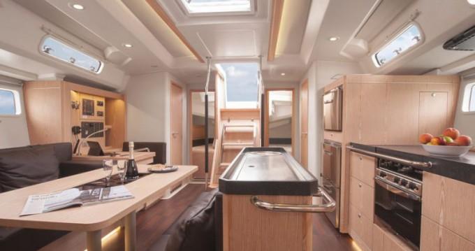 Rental yacht Marmaris - Hanse Hanse 505 on SamBoat