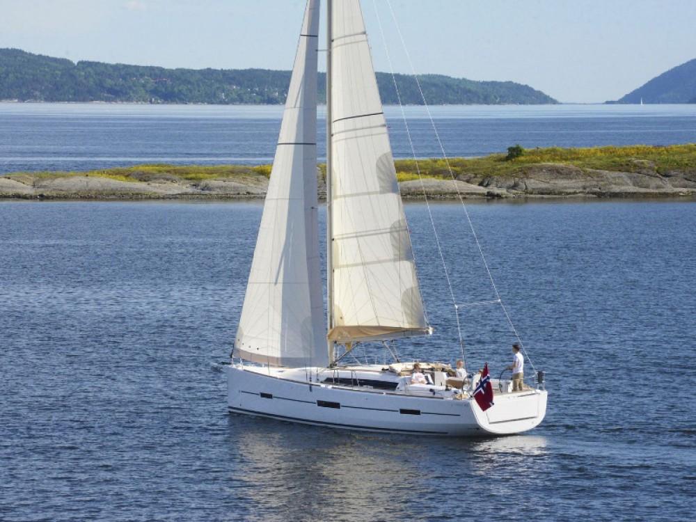 Rental yacht Marmaris - Dufour Dufour 412 Grand Large on SamBoat