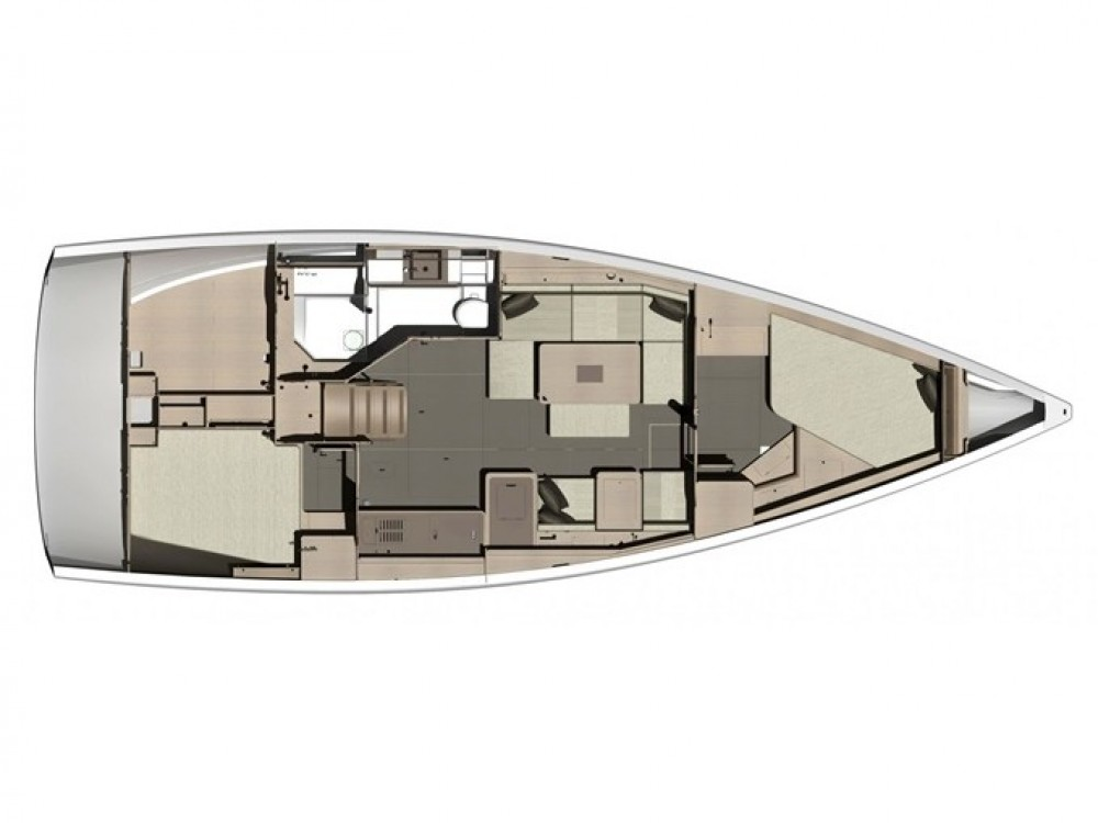 Dufour Dufour 412 Grand Large between personal and professional Marmaris