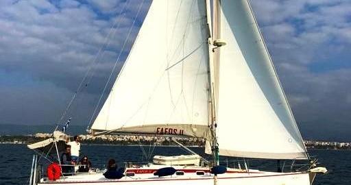 "Rental yacht Palioúri -  Van de Stadt 42 Clipper ""FAFOS"" on SamBoat"