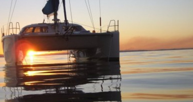 Fountaine Pajot Lavezzi 40 between personal and professional Palioúri