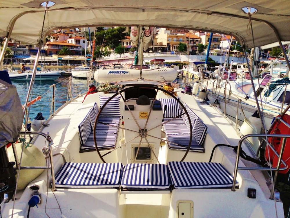 """Boat rental  Van de Stadt 42 Clipper """"FAFOS"""" in  on Samboat"""