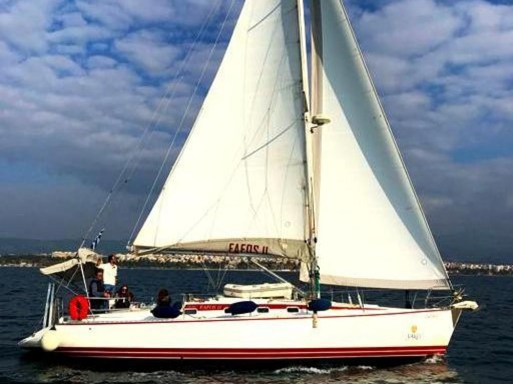 "Rental Sailboat in  -  Van de Stadt 42 Clipper ""FAFOS"""