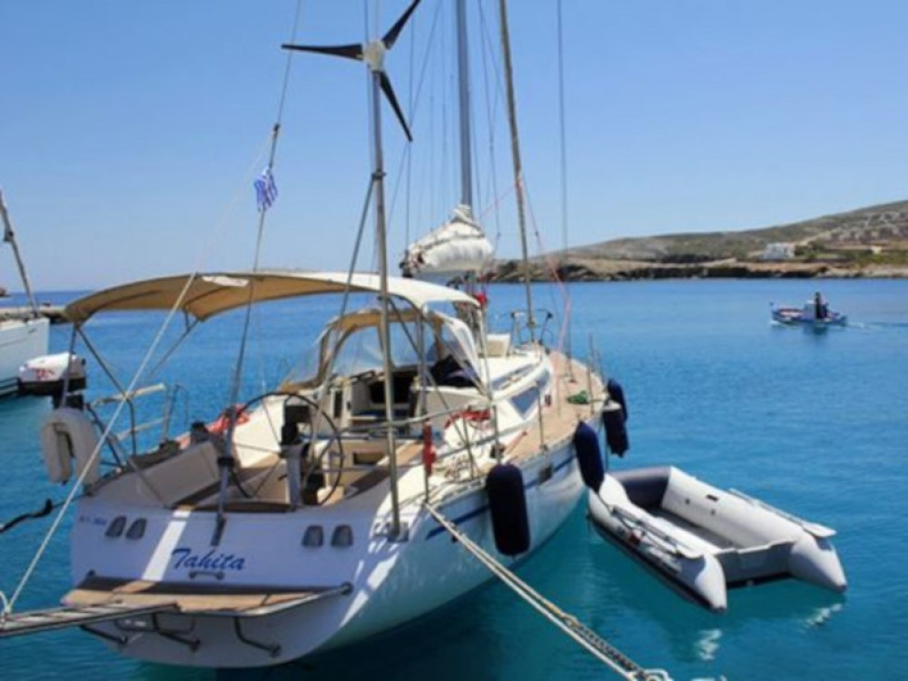 Sailboat for rent Greece at the best price