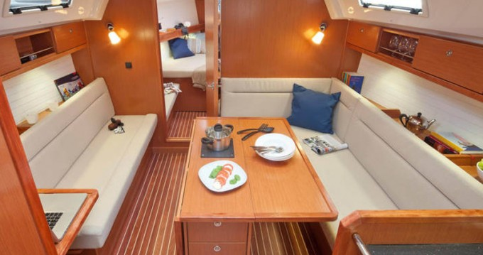 Bavaria Cruiser 36 between personal and professional Palma de Mallorca