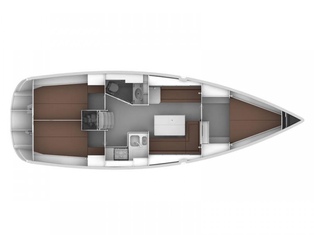 Boat rental Bavaria Bavaria Cruiser 36  in De Fryske Marren on Samboat