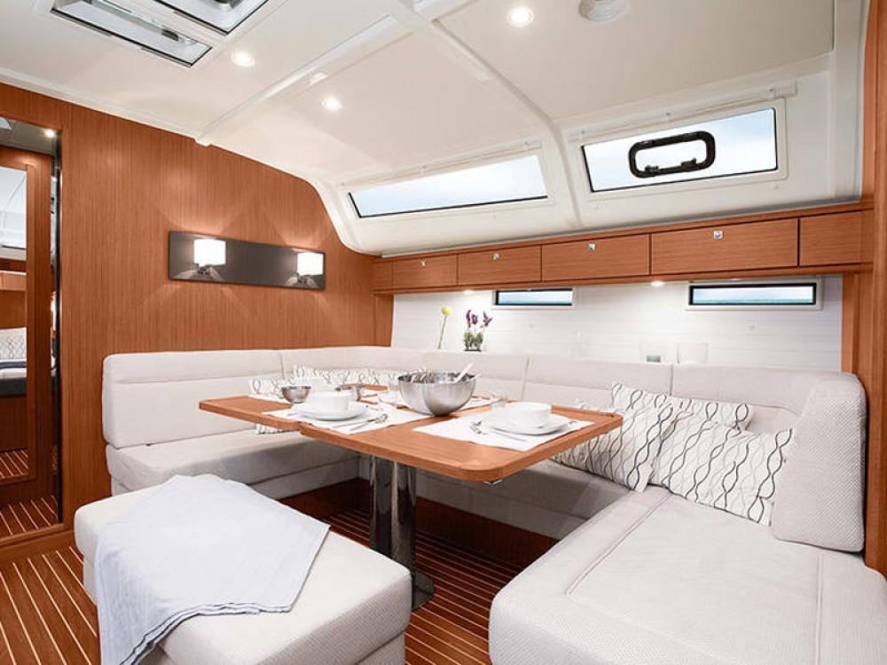 Boat rental Palma cheap Bavaria Cruiser 51