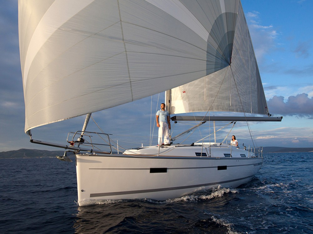 Boat rental Bavaria Bavaria Cruiser 36  in  on Samboat
