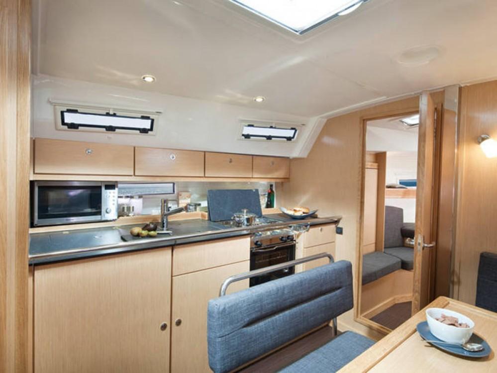 Bavaria Bavaria Cruiser 40 between personal and professional Palma