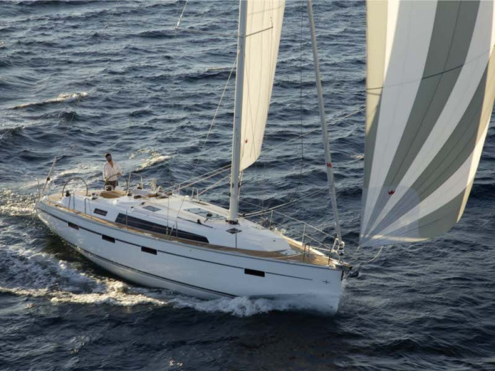 Bavaria Bavaria Cruiser 41 between personal and professional Marina Naviera Balear