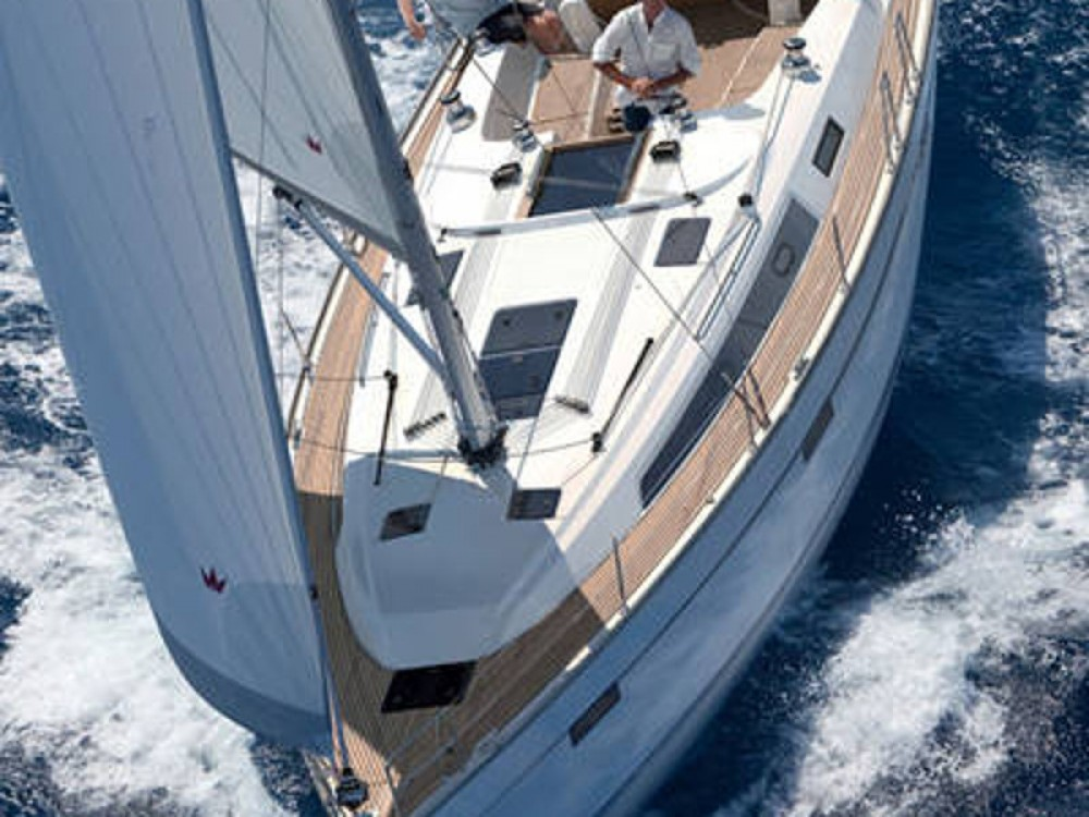 Rental Sailboat in  - Bavaria Bavaria Cruiser 41