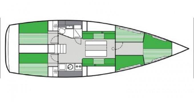 Boat rental  Varianta 44 in Lemmer on Samboat