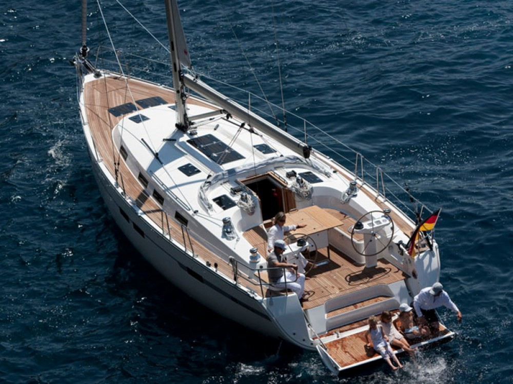 Bavaria Bavaria Cruiser 45 between personal and professional Palma