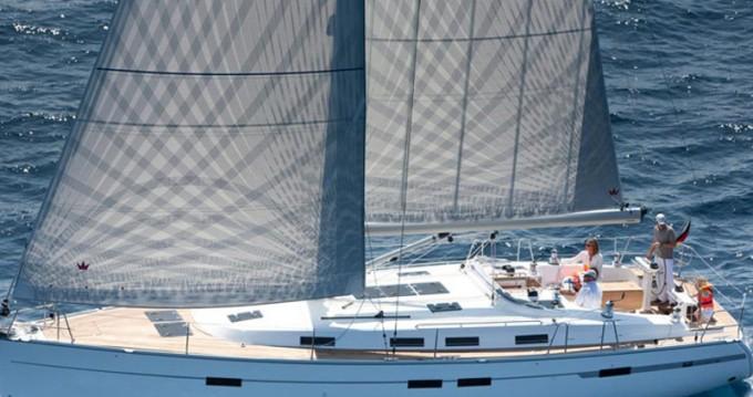 Boat rental Palma de Mallorca cheap Cruiser 45