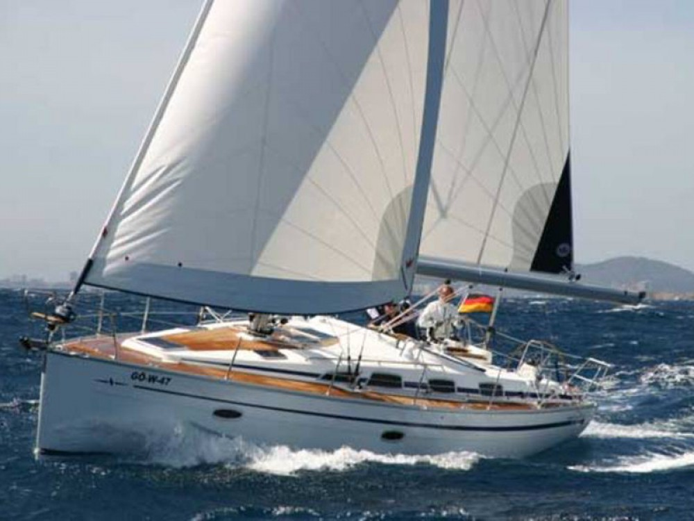 Sailboat for rent Marina Naviera Balear at the best price