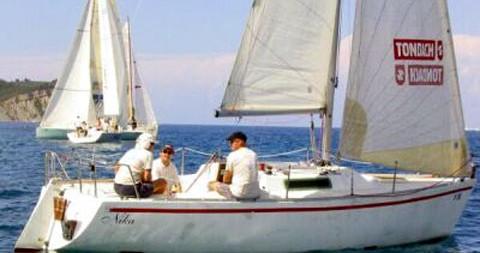 Rental Sailboat in Biograd na Moru - Elan Elan Express