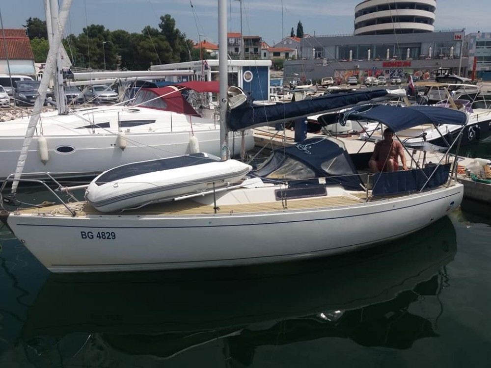 Rental yacht Marina Kornati - Elan Elan Express on SamBoat