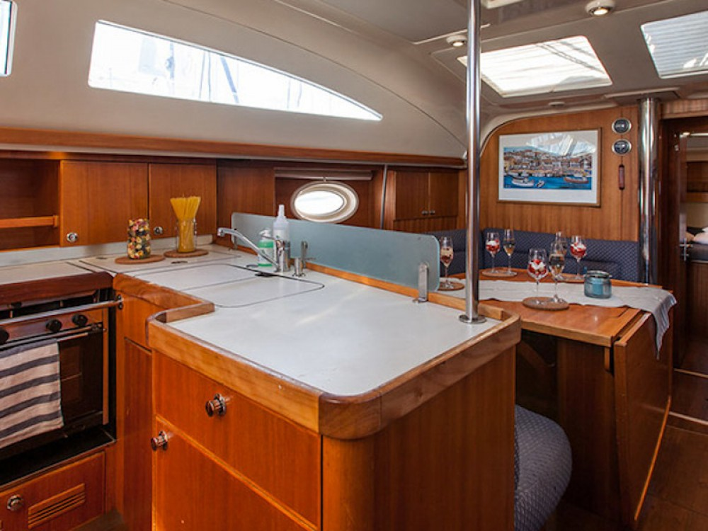 Rental yacht Grad Biograd na Moru - Elan Elan 434 Impression on SamBoat