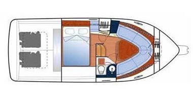 Rental yacht Biograd na Moru - Adex Adex Motivo 29 on SamBoat