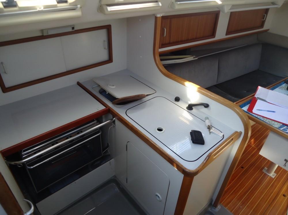 Rental yacht Grad Biograd na Moru - Dehler Dehler 34 on SamBoat