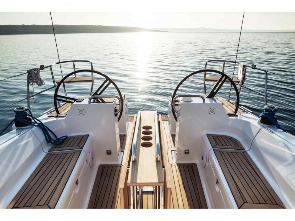 Rental Sailboat in Marina Kornati - Elan Elan 40.1