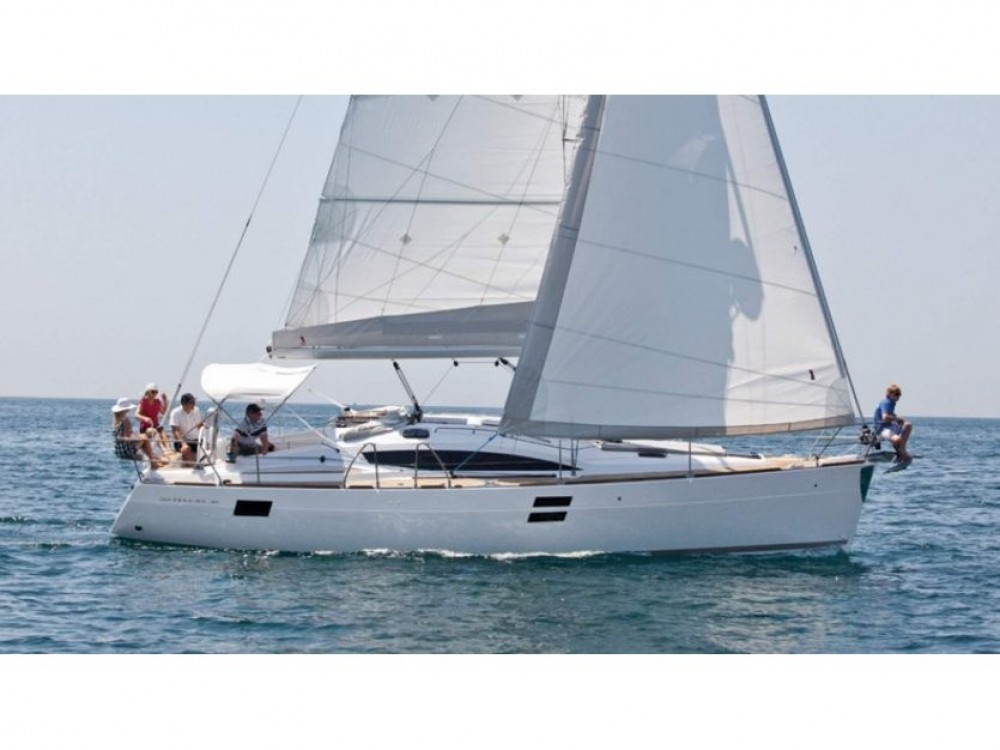 Boat rental Elan Elan 40 Impression in Grad Biograd na Moru on Samboat